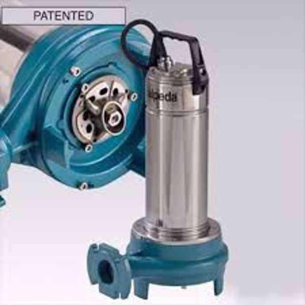 Immagine di Pompe sommergibili con sistema trituratore GQGM 6-21